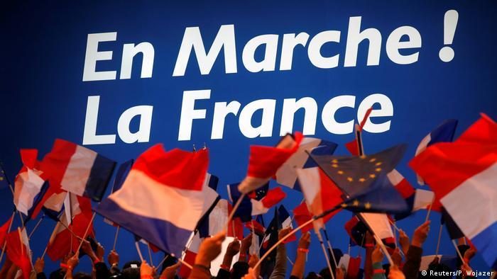 Frankreich Präsidentschaftswahl