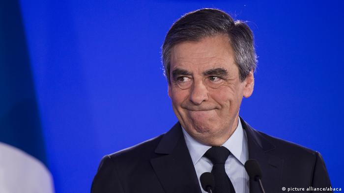 Frankreich Wahlen Fillon (picture alliance/abaca)