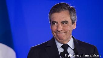 Frankreich Wahlen Fillon