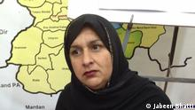 Tabassum Adnan is head of an all female-jirga in Swat Valley, a Taliban stronghold (Photo: Jabeen Bhatti)