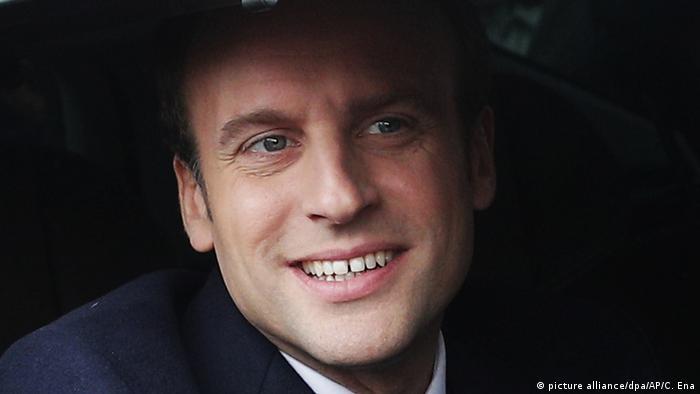 Präsidentschaftswahl in Frankreich (picture alliance/dpa/AP/C. Ena)