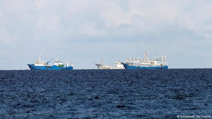 Südchinesisches Meer Spratly-Inseln (Reuters/E. de Castro)