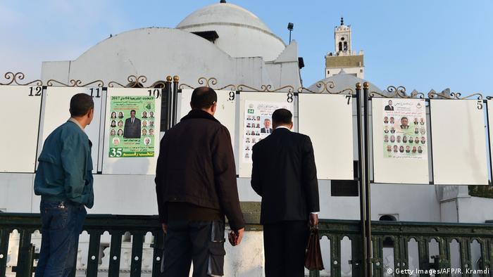 Algerien Parlamentswahlen (Getty Images/AFP/R. Kramdi)