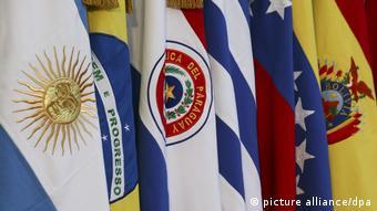 Freihandel - Staatenbund Mercosur (picture alliance/dpa)