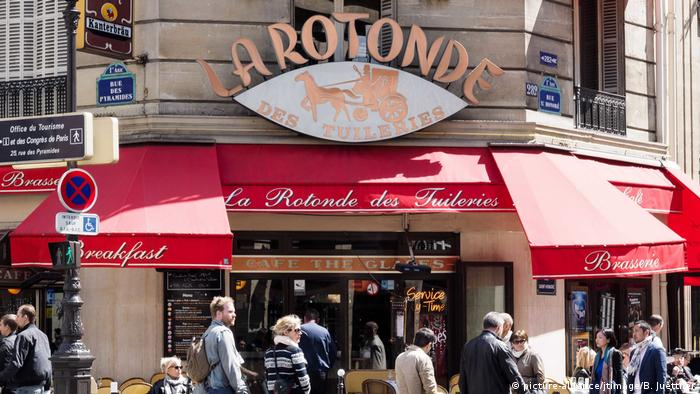 Frankreich Cafe Brasserie La Rotonde