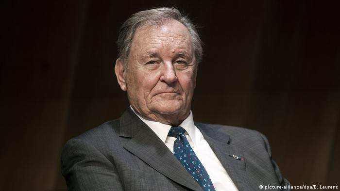 Albert Uderzo (picture-alliance/dpa/E. Laurent)