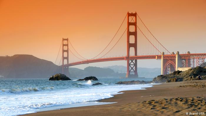 Brand USA- Pressebilder- Golden Gate (Brand USA)