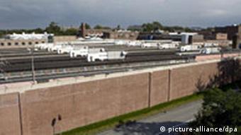 The UN's Scheveningen detention centre
