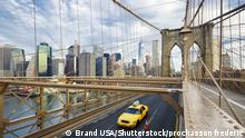 Brand USA- Pressebilder- NYC Brooklyn Bridge