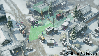Computerspiel Shadow Tactics Blades of the Shogun Computerspiel Shadow Tactics Shadow Tactics (Mimimi Productions)