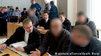 Sprawcy ataku przed sądem w Kamenz - zostali uniewinnieni