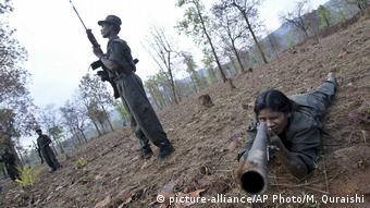 Indien Maoisten