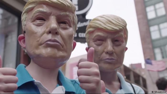 Film Still Trumped: Inside the Greatest Political Upset of All Time (Showtime)