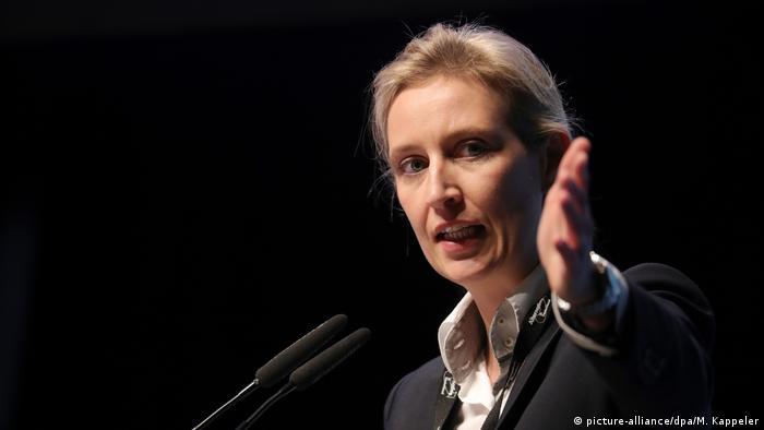 Köln Alice Weidel auf AfD Bundesparteitag