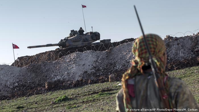 ABD, Türkiye-Suriye sınırına gözlem noktaları kuracak