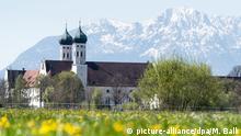 BdT mit Deutschlandbezug- Kloster Benediktbeuern