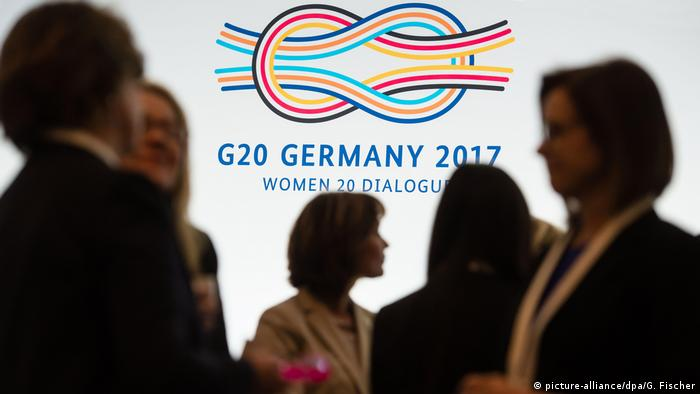 Deutschland W 20-Gipfel Symbolbild