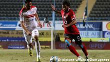Ägypten Fußball Al-Ahly - Zamalek