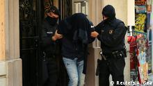 Spanien Razzia gegen Islamisten in Barcelona