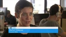 Screenshot DW News- Rachel Delacour