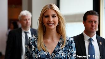 Deutschland Ivanka Trump W20 Gipfel in Berlin (Reuters/F. Bensch)