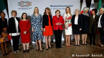 Deutschland W20 Konferenz in Berlin (Reuters/F. Bensch)