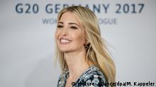 Ivanka Trump (picture-alliance/dpa/M. Kappeler)
