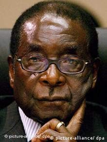 Robert Mugabe November 2008