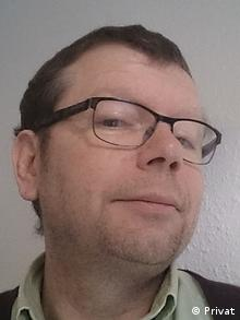 Evangelischer Pfarrer Hanns Lessing (Privat)