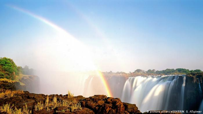 DW eco@africa - Zimbabwe Viktoria Falls