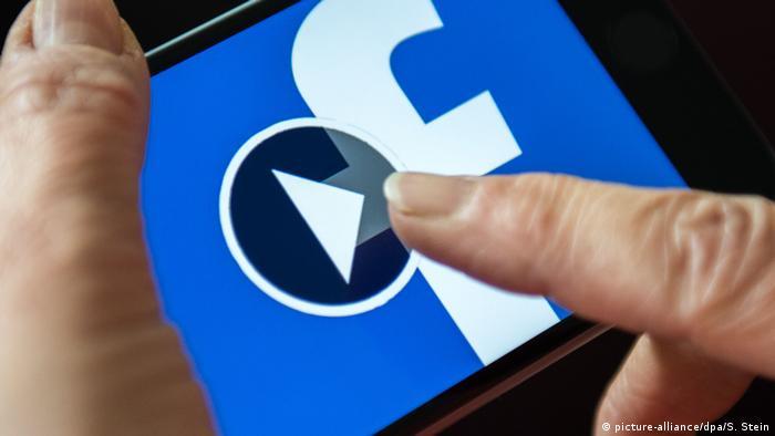 Symbolbild - Facebook Live