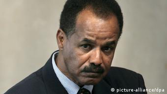 Eritrea Präsident Isayas Afewerki