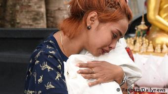 Thailand Mann zeigt Babymord live bei Facebook