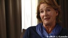 DW Interview - Film Editorin Monika Schindler (DW/H.-J. Kassube)