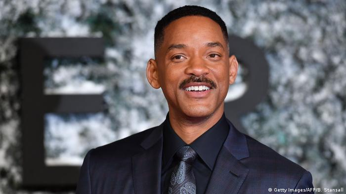 US-Schauspieler Will Smith (Getty Images/AFP/B. Stansall)