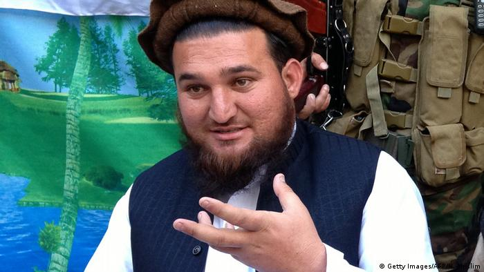 Pakistan Taliban-Sprecher Ehsanullah Ehsan (Getty Images/AFP/H. Muslim)