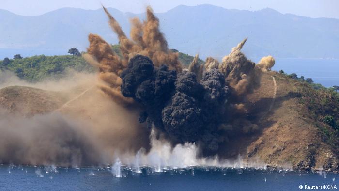 Nordkorea Militärübung Jubiläum KPA (Reuters/KCNA)
