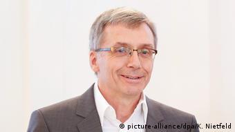 Deutschland Michael Rediske Vorstandssprecher Reporter ohne Grenzen