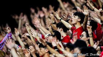 Fußball AFC Champions League in Hongkong Eastern SC - Guangzhou Evergrande (picture-alliance/dpa/Z. Zhenbin)