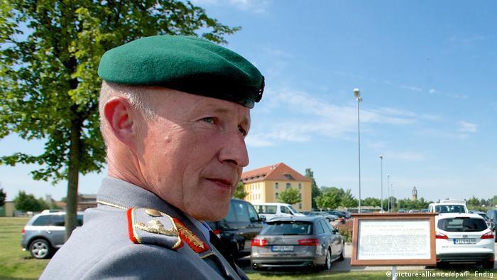 Deutschland General Walter Spindler