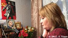 Ukraine Abgebranntes Gewerkschaftshaus in Odessa