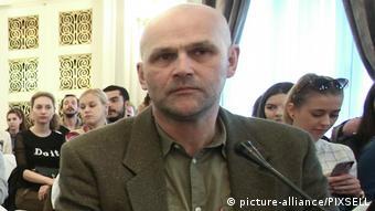 Kroatien Protest bei Videokonferenz zur Pressefreiheit in Zagreb