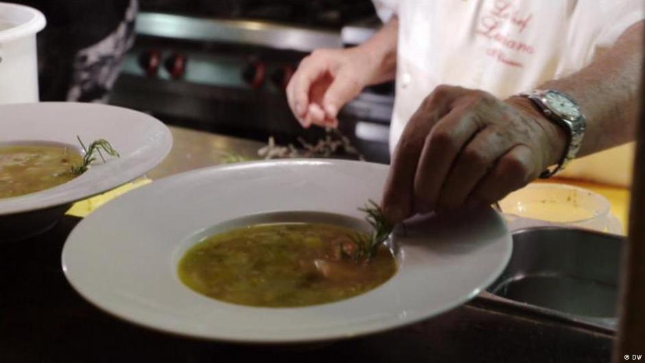 Luciano Casini's Italian octopus stew recipe