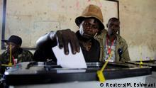 Kenia Wahlen