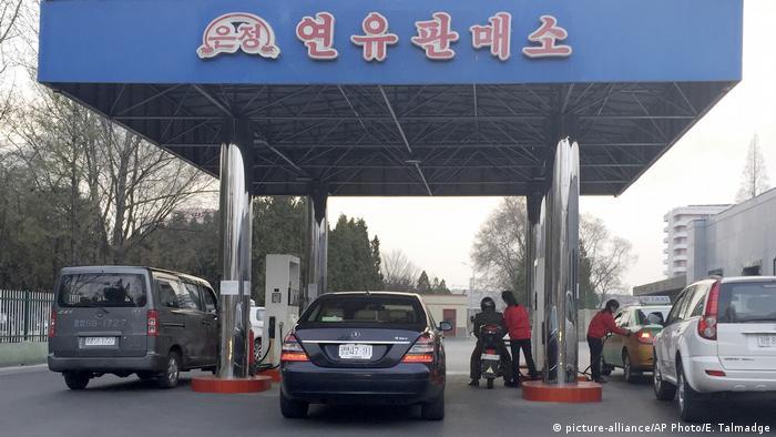 朝鲜油荒为哪般?传言官方归咎於中国