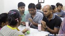 Indien Kalkutta - Summer Drinks