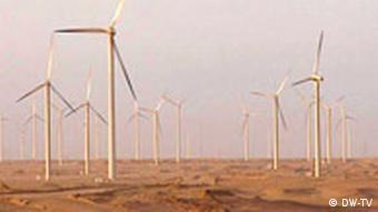09.12.2008 DW-TV Feature Merhaba Afrika Teil 2 Grüne Energie für die Wüste