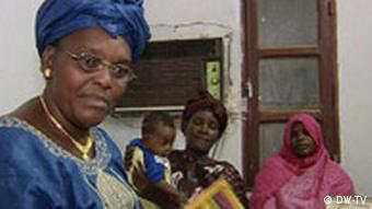 Khadija Diallo, Deputy Mayor of Sélibaby, Mauritania