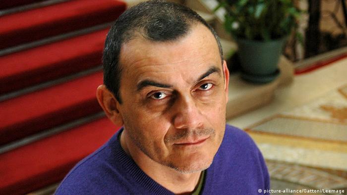 Schriftsteller Horacio Castellanos Moya (picture-alliance/Gattoni/Leemage)