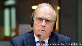 Doping Sportpolitik Richard McLaren (picture alliance/dpa/M. Gambarini)